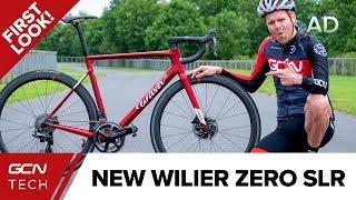 Download New Wilier Zero SLR   Lightweight Aero Bike First Look Video
