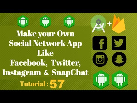Chat App Firebase - Android Firebase Chat App for Social Network App 57 - Chat Activity Design