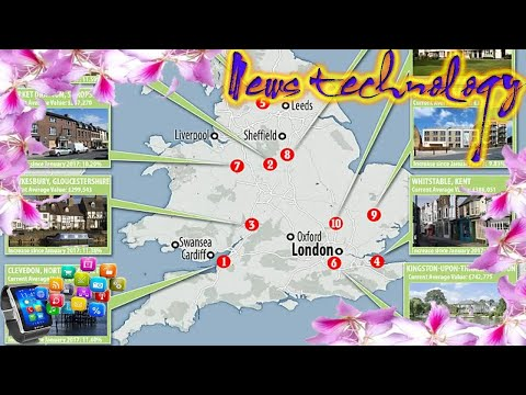News Techcology -  Zoopla reveals house prices rise £28 a DAY in 2017