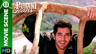 Aditya Seal jumps off the cliff for a girl | Purani Jeans