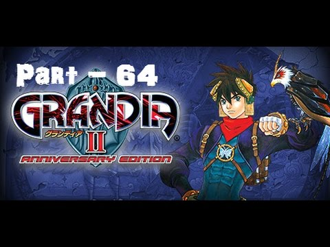 Let's Play Grandia II: Anniversary Edition - Part 64: Don't Tickle Me Elmo