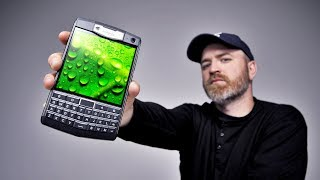 This Is Not A BlackBerry...