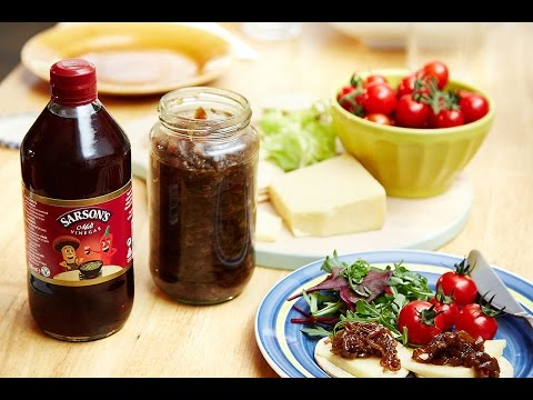 Caramelised Onion Chutney Recipe - Sarson's