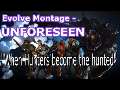 EVOLVE MONTAGE - UNFORESEEN [