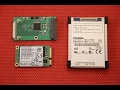 Sony Vaio VGN-TZ3RMN replacement 1.8 HDD on mSATA SSD Samsung