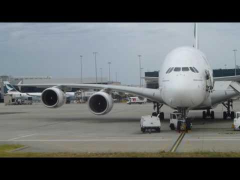 Onboard Virgin Australia flight VA845 departing Melbourne