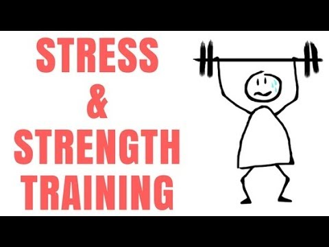 Stress Management for Strength Training - 5 Simple Tips
