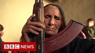A month of killing in Afghanistan - BBC News