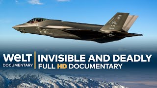 Stealth Technology - Invisible And Deadly   Full Documentary