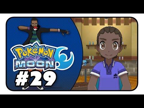 Let's Play Pokémon Moon • #29 • New Hair Style