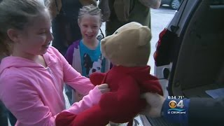 Child Reunited With Stuffed Animal Lost In Ft. Lauderdale Airport Shooting
