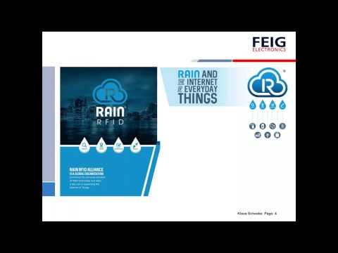 UHF RAIN Long range Reader Comparison for EPC C1G2