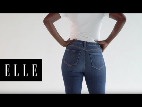 The Best Jeans for Your Body Type | To The Test | ELLE