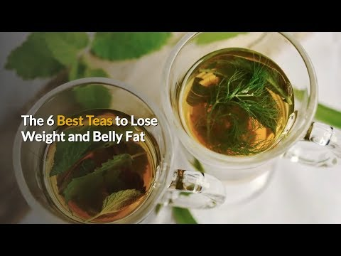 6 Best Teas for Weight Loss