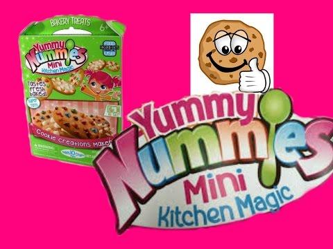Yummy Nummies Cookies + Shopkins Blind Bag Season 3