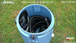 Pond Vacuum Cleaner WVP800DH Numatic - Avern Cleaning Supplies