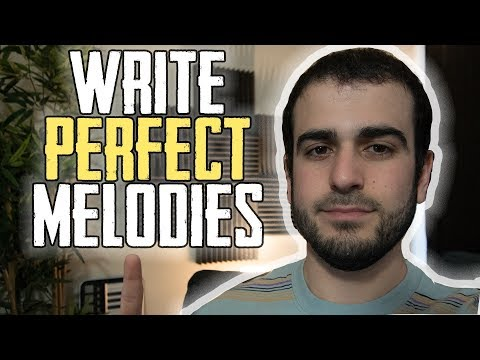 5 Methods for Writing Perfect Melodies