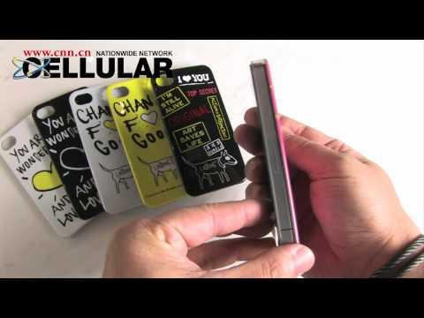 BLUETREK LostDog Slim Protective Hard Case for iPhone 4,4S