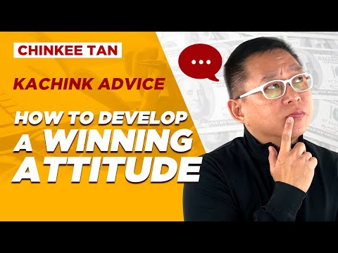 How To Develop A Winning Attitude