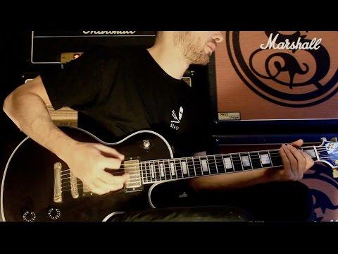 Metal rhythm guitar playing technique - Josh Middleton