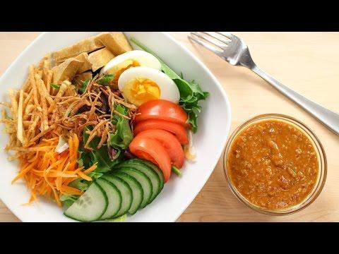 Thai Peanut Salad Dressing Recipe