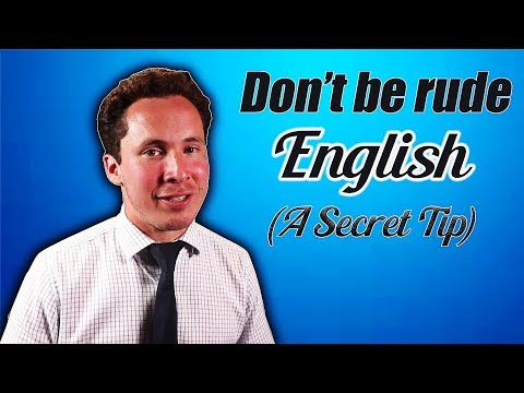 How to politely end a conversation in English.