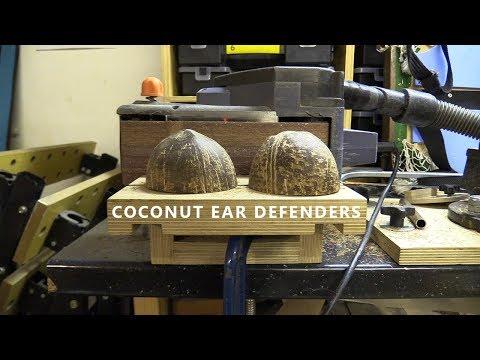 Coconut Ear Defenders