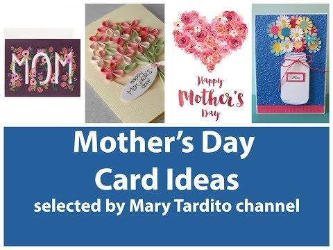 Creative Mothers Day Cards Ideas - Mothers Day Ideas