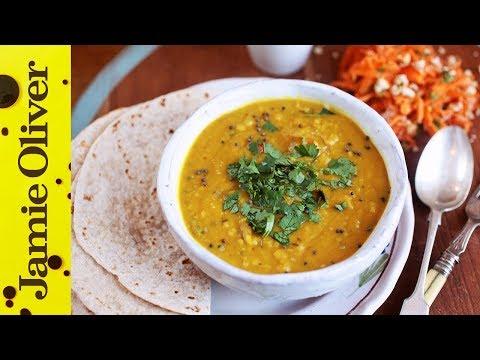 Sweet & Sour Lentil Dhal | Maunika Gowardhan