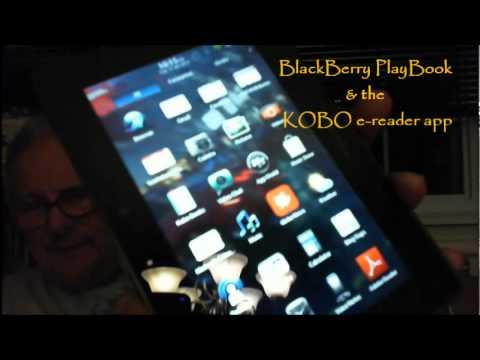 BlackBerry PlayBook & KOBO e-reader app