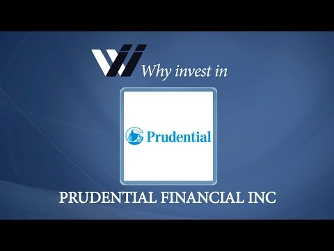 Prudential Financial Inc - Why Invest in