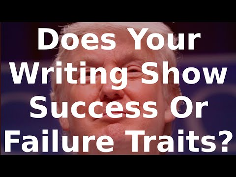 Does Your Handwriting Show Success or Failure Traits?