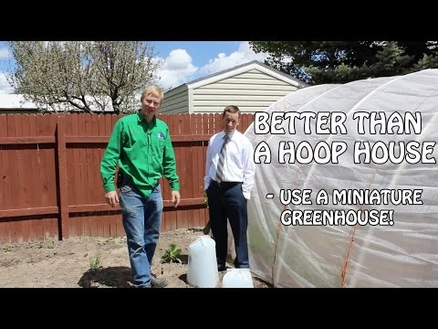 What's Better Than A Hoop House?