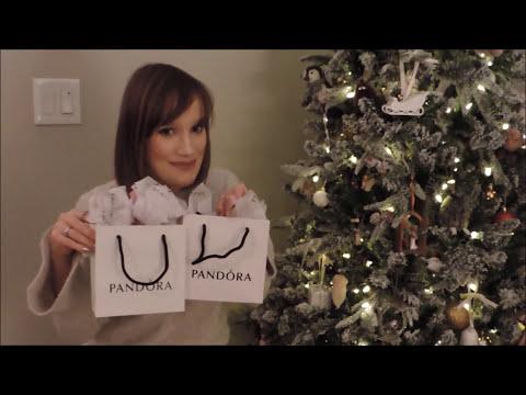 Pandora Christmas Haul