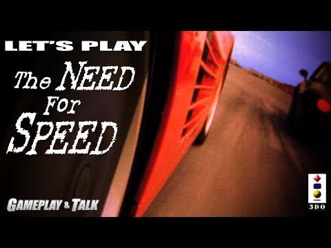 Let's Play Road & Track Presents: The Need for Speed (3DO)