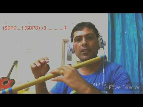 Nepali Folk Tune Intro on flute by Dinesh Poudyal