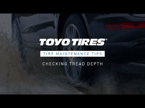 TIRES 101 | How to Check Tire Tread Depth