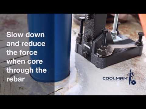 The Simple Steps For Concrete Coring