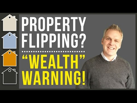 Flipping Properties?... This Can Be An Expensive Property Investing Strategy!