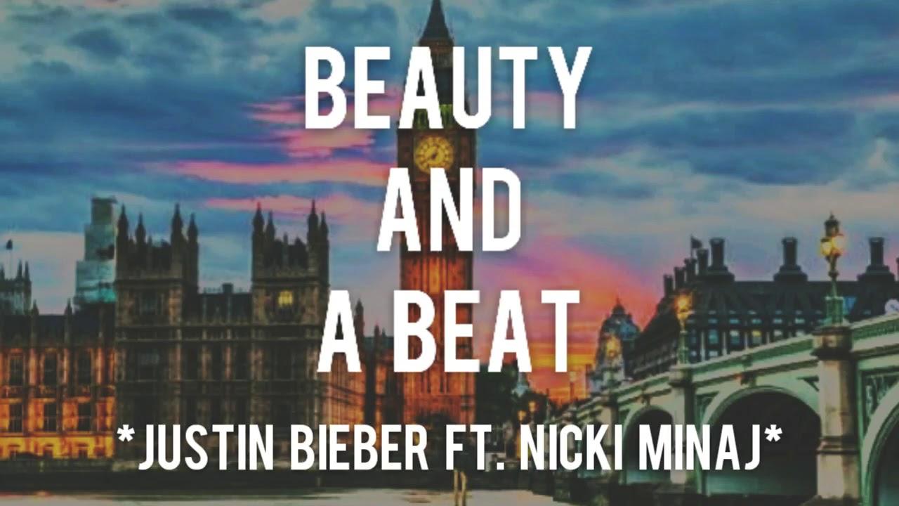 Download Beauty And A Beat - Justin Bieber ft. Nicki Minaj (Lyrics dan Terjemahan) MP3 Gratis