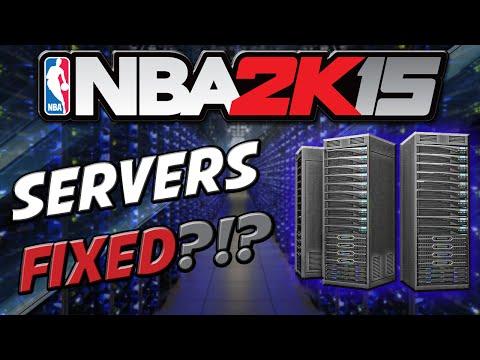 NBA 2K15 BIG News - Servers FIXED?! WOW! | NBA 2K15 PS4