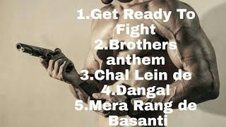 Gym Songs in Hindi