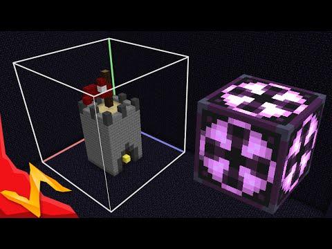 Minecraft 1.10 - Structure Block Tutorial