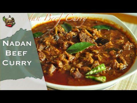 Nadan Beef Curry    നാടൻ ബീഫ് കറി     Recipes With Shana Ep#1