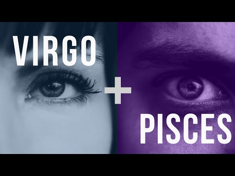 Virgo & Pisces: Love Compatibility