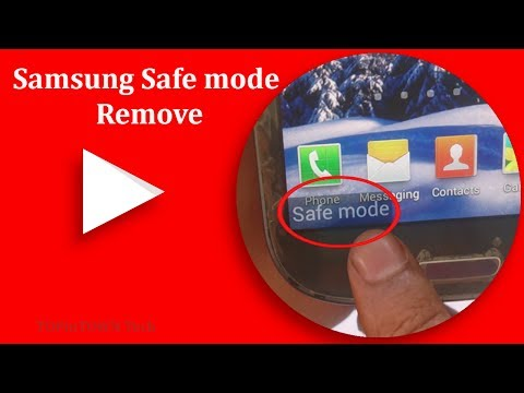 How to disable Safe Mode📱 by 📱TOPinTOWN Tech📱
