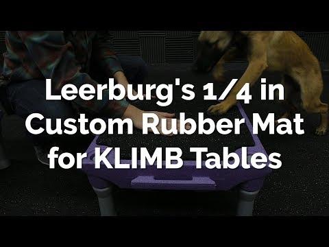 Custom KLIMB Mats