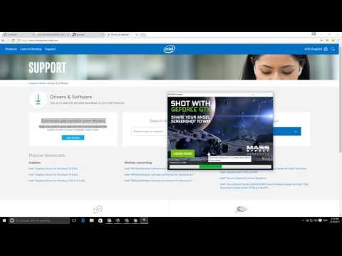 How to install/update your Gpu drivers 2017 Nvidia/Amd/Intel/Windows/Xp Vista/Windows7/W8/Windows10