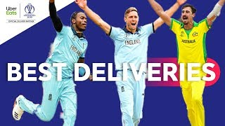 UberEats Best Deliveries of the Day   Australia vs England   ICC Cricket World Cup 2019