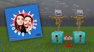 Minecraft Skeleton Dance - LaLaLa bbno$
